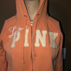 PINK Victoria's Secret Tops - Pink sweatshirt ❤️3/$25❤️